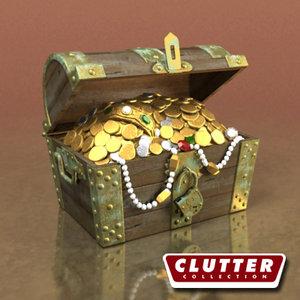 treasure chest 3ds