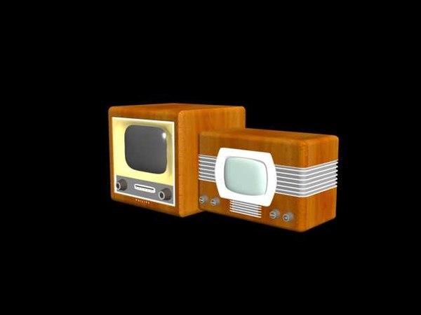 tv video 3d max