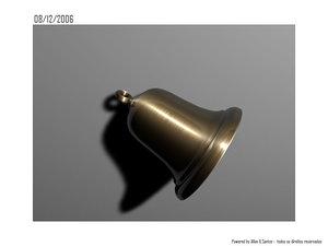 bells 3d model