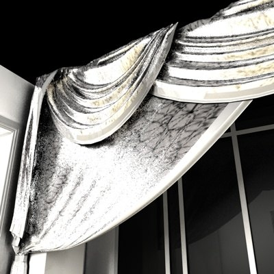 velvet theater curtains 3ds