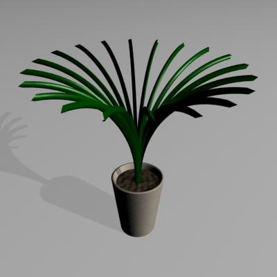 free x model plant small
