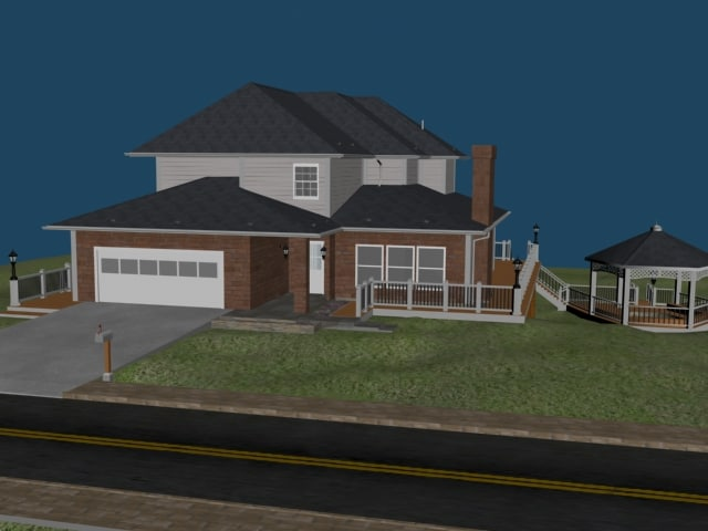 house building max