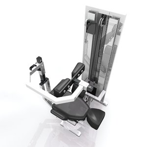 3d model equipment training