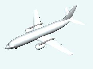 3d plane avion