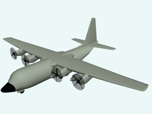 plane military helicopter 3d 3ds