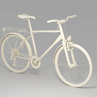 3d model cross-bike bicycle