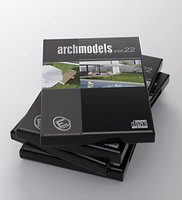 archmodels 22 exterior 3d model