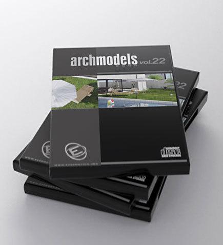 archmodels 22 exterior 3d model
