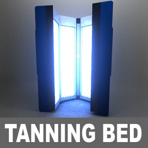 3d tanning bed