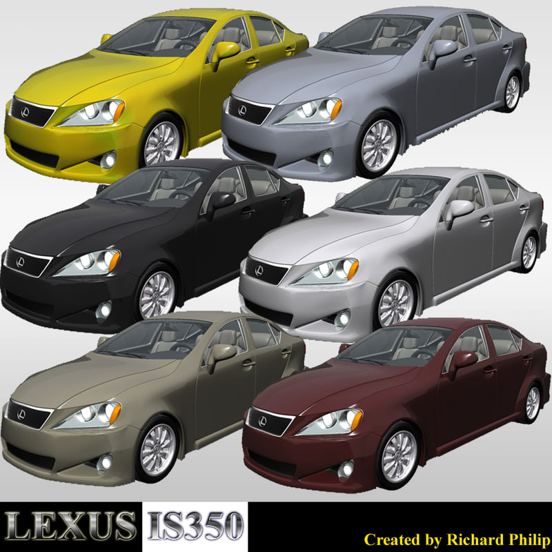 details lexus is350 350 ma