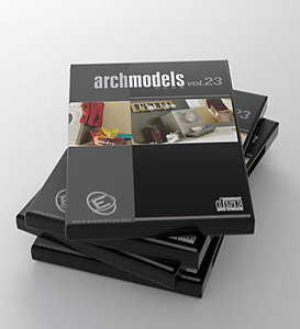 archmodels 23 3d model