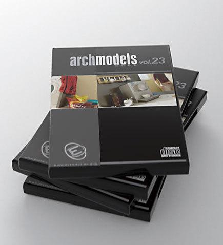 archmodels 23 3d model