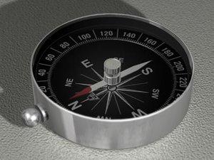 compass 3d max