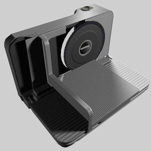 3d slicer zelmer model