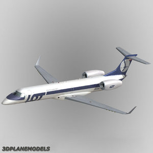 max embraer erj-145 regional jet