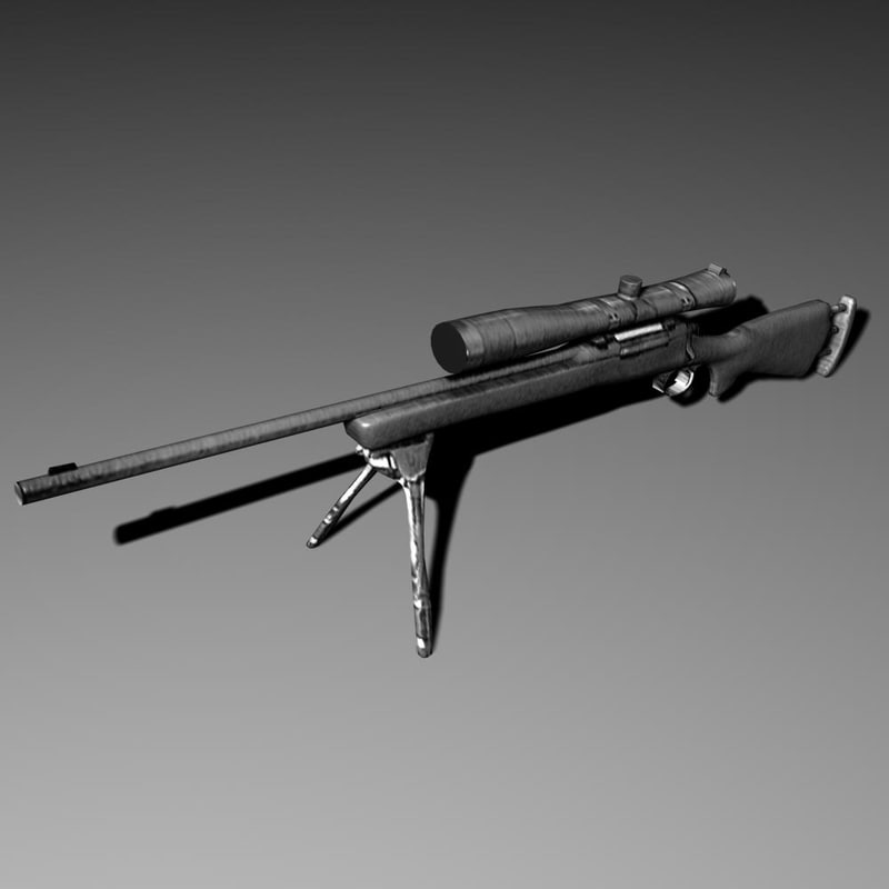 3d model of m24
