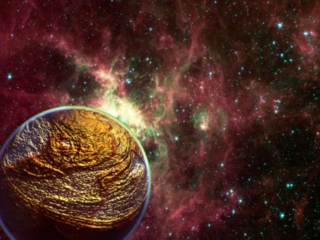 3d model planets