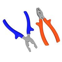 pincers pliers anchor obj