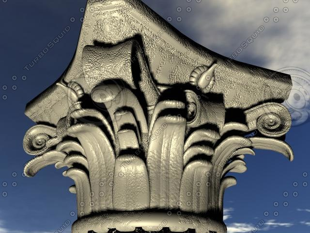 corinthian column ma