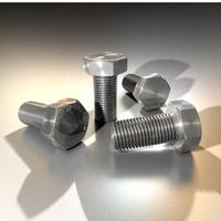 steel bolt 3d model