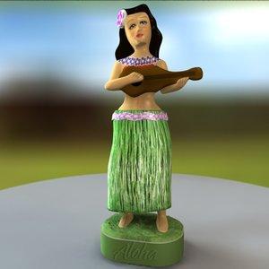 hula girl max