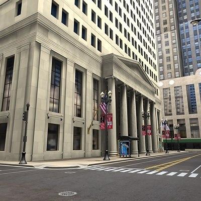 3d bank chicago model