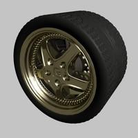 maya shelby wheel