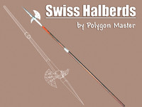Swiss Halberds