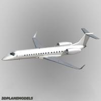 x embraer erj-140 regional jet