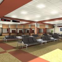 max public waiting room