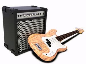 bass amplifier max