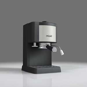 delonghi coffee maker 3d 3ds