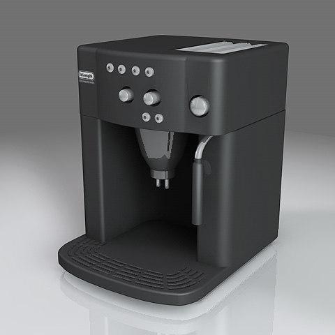 c4d delonghi coffee maker