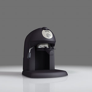 delonghi coffee maker 3d x