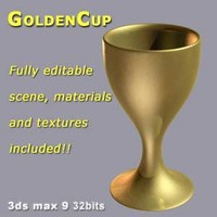 ma cup golden