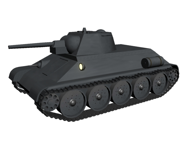 max tanks wwii t-34