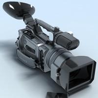 Camcorder. SONY DCR-VX2000e. Multiformat
