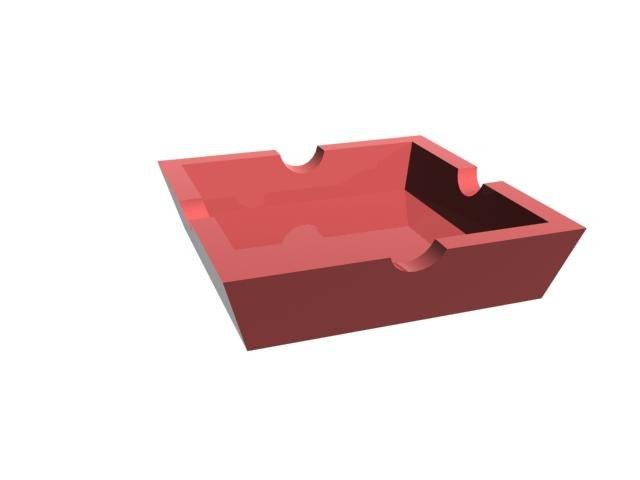 3ds ashtray