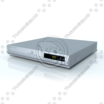 3d dvd player