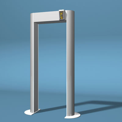 lw metal detector