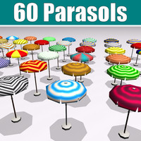 60 Parasols Collection