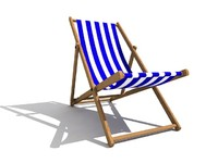 max deck chair