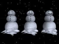 snow man.blend