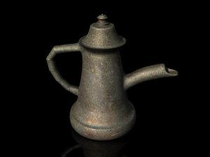 3d jug arabian