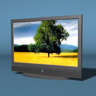 lightwave widescreen plasma television s2