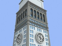 clock tower bldg