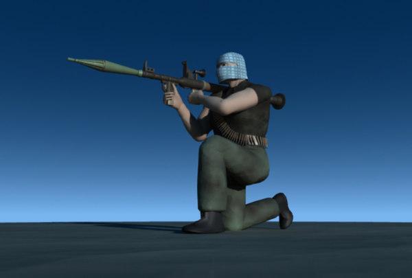 3d iraq insurgent