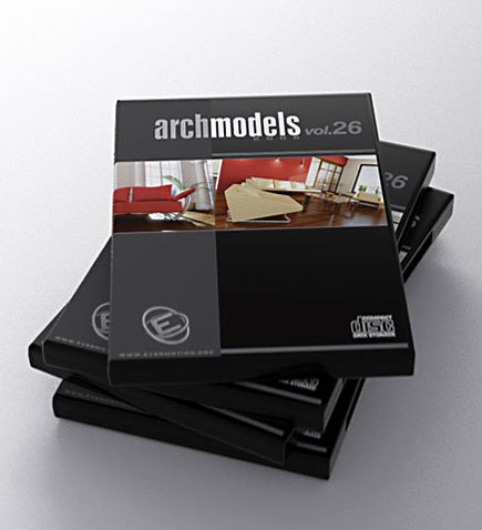 archmodels 26 furniture 3d model