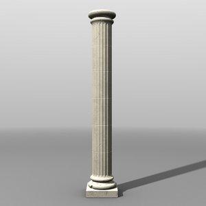 greek roman ancient column lwo