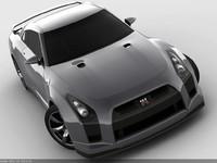 Nissan GT-R proto.zip
